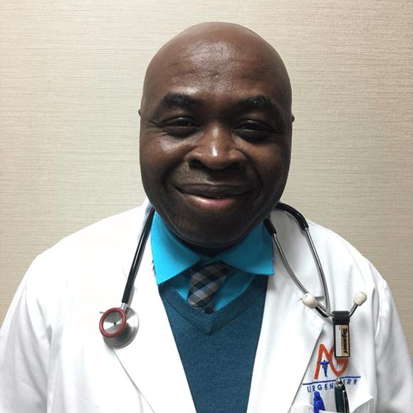Dr. Geoffrey Achono