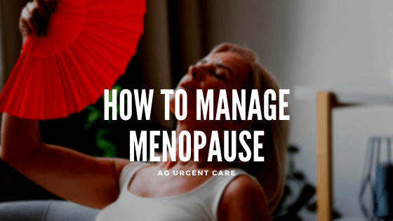 How to Manage Menopause